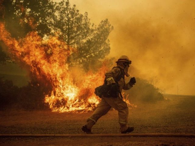 Verizon has been throttling data of fire fighters tackling Cali forest fires