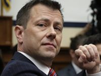 Donald Trump Celebrates After Agent Peter Strzok Fired by the FBI