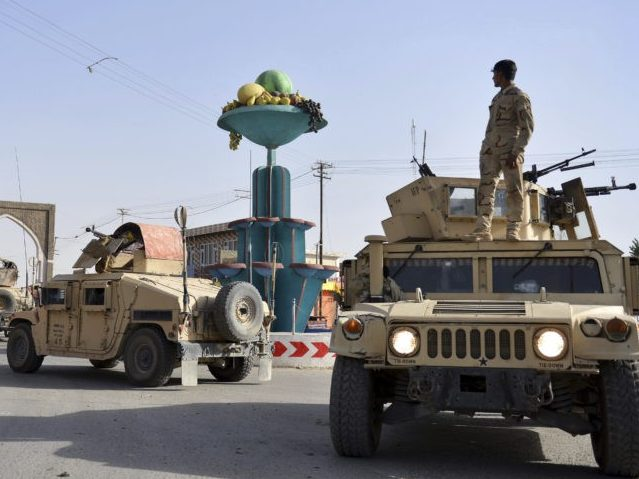 Taliban Kills 120 Afghan Troops, Civilians as It Storms Ghazni amid Peace Talks