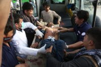 Suicide bomber targets Shiite students in Kabul, killing 48