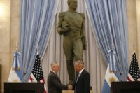 Mattis says US will work more closely with Argentina