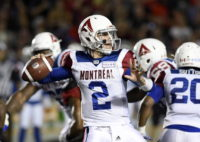 Johnny Manziel placed under concussion protocol by Alouettes