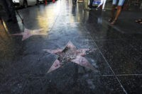 Suspect says smashing Trump's star was 'right and just act'