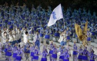 Unified Koreas, Indonesian culture highlight games opener