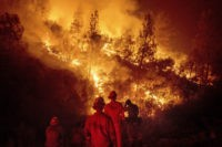 Science Says: Hotter weather turbocharges US West wildfires