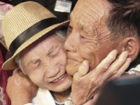 Korean Families Reunited for First Time Since Korean War