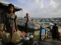 Myanmar crackdown splits Rohingya with little hope of return