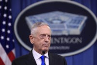 Pentagon Conducts First Full Audit Under Defense Secretary Mattis