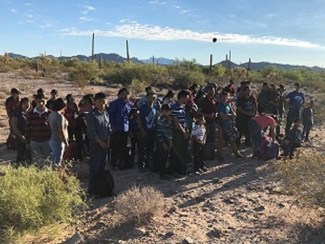 120 Migrants Caught at Central AZ Border in Day…