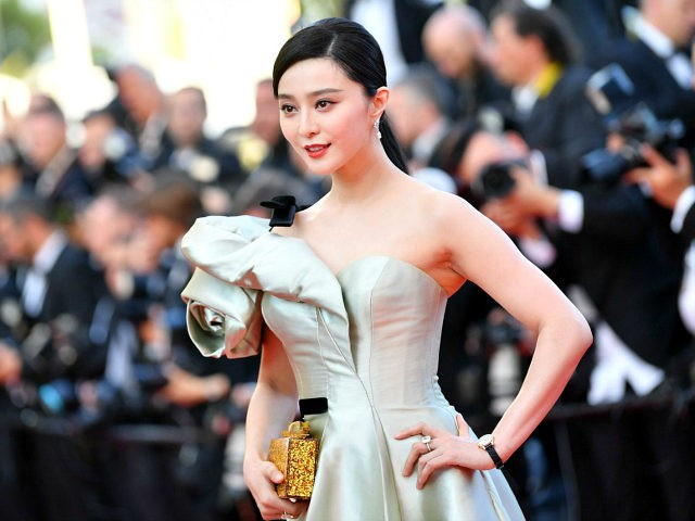 CANNES, FRANCE - MAY 11: Actress Fan Bingbing attends the screening of 'Ash Is The Purest White (Jiang Hu Er Nv)' during the 71st annual Cannes Film Festival at Palais des Festivals on May 11, 2018 in Cannes, France. (Photo by Emma McIntyre/Getty Images)