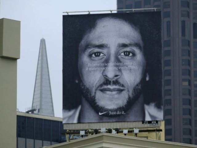 Here's what happened to Nike sales after their Kaepernick ad dropped