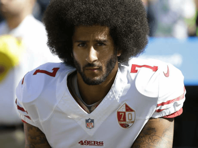 Nike selects Colin Kaepernick for 'Just Do It' ad campaign