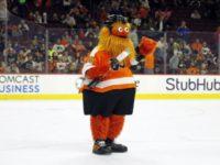 Flyers Mascot