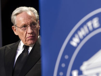 Bob Woodward: Revealing My Sources 'Might Get Somebody Killed'