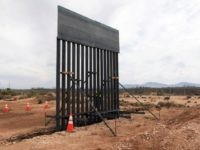 Border Wall Construction Begins in El Paso, Texas