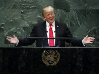 United Nations Audience Laughs at Donald Trump