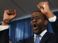 Broward Sheriff Deputies' Union Slams 'Hostile' Andrew Gillum for Signing Anti-Police Pledge