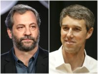 Judd Apatow Hosting Hollywood Fundraiser for Texas Democrat Beto O'Rourke