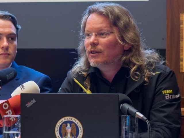 Wikileaks Consultant Arjen Kamphuis