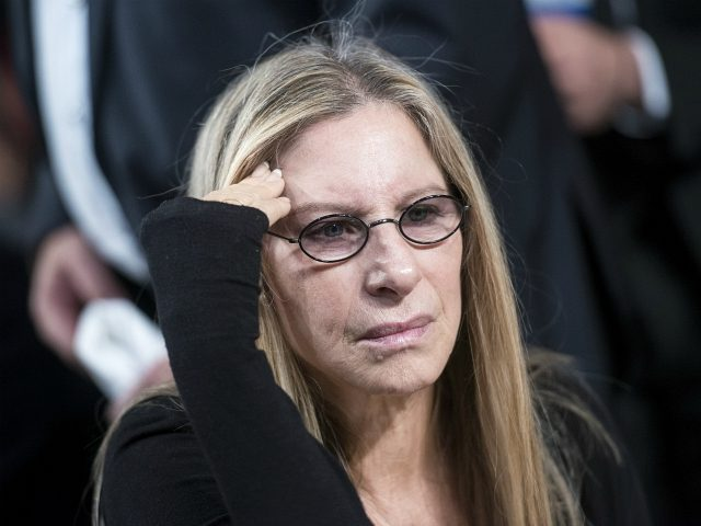 Barbra Streisand 'thinking' about moving to Canada if GOP wins the House