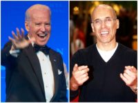 Joe Biden, Jeffrey Katzenberg Team for Beverly Hills Fundraiser for Democrats