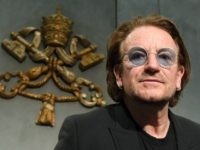 Bono: 'Lady Liberty's Been Bruised and Battered These Past Four Years'