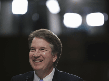 Supreme Court nominee Judge Brett Kavanaugh testifies before the Senate Judiciary Committee on the third day of his confirmation hearing on Capitol Hill September 6, 2018 in Washington, DC. Kavanaugh was nominated by President Donald Trump to fill the vacancy on the court left by retiring Associate Justice Anthony Kennedy. …