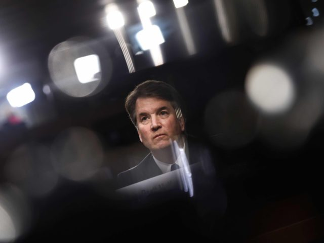 Brett Kavanaugh 1 (Brendan Smialowski / AFP / Getty)