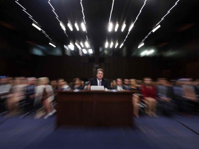 Brett Kavanaugh smear (Alex Brandon / Associated Press))