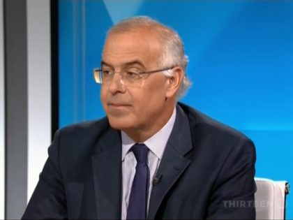 "David Brooks on 9/7/18 ""PBS NewsHour"""
