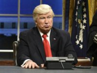 Alec Baldwin Asks: 'What Wall Will Keep Trump Out?'