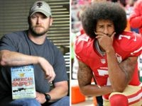 Chris Kyle, Colin Kaepernick