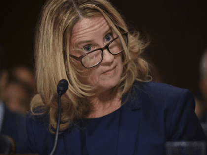 Ford: Alleged Kavanaugh Assault Led to Decision to Install Two Front Doors