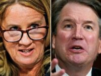 Christine Blasey Ford , Brett Kavanaugh