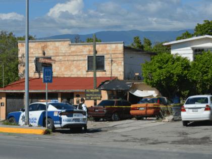 Ciudad Victoria Murder