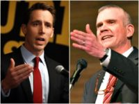 Combo of Josh Hawley of Missouri and Matt Rosendale of Montana