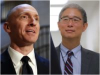 Combo of Carter Page and Bruce Ohr