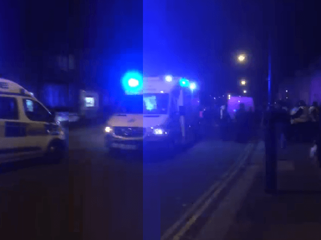 Cricklewood mosque: vehicle ploughs into pedestrians in north west London
