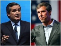 Watch Live: Ted Cruz and Beto O'Rourke Hold First U.S. Senate Race Deb