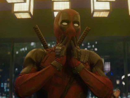 Deadpool Worried