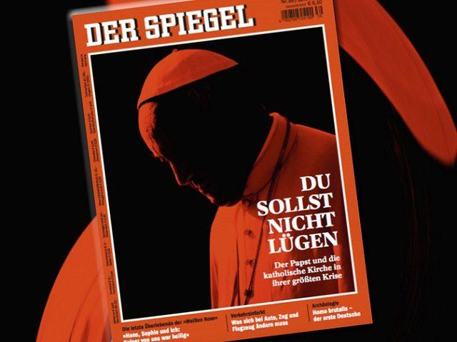 Der Spiegel on Pope Francis