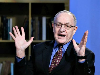 NEW YORK, NY - FEBRUARY 03: Alan Dershowitz attends Hulu Presents 'Triumph's Election Special' produced by Funny Or Die at NEP Studios on February 3, 2016 in New York City.
