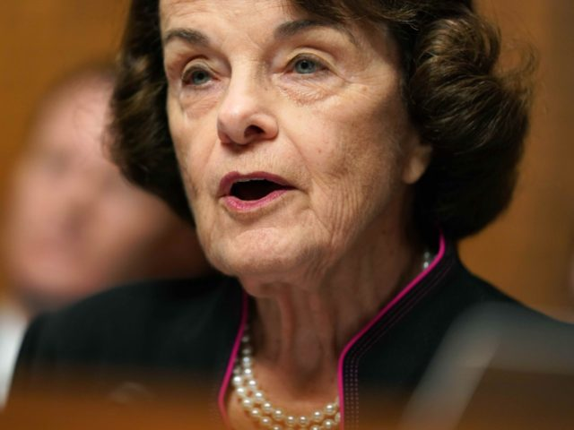 Dianne Feinstein (Andrew Harnik-Pool / Getty)