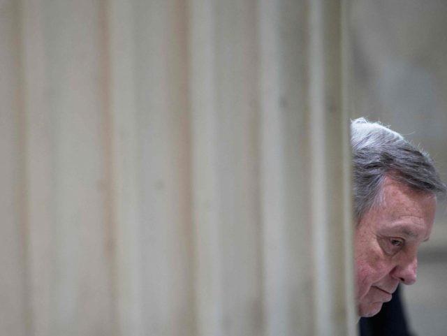 Dick Durbin column (Brendan Smialowski / AFP / Getty)