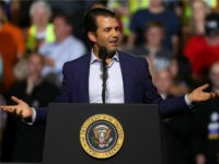 Exclusive -- Donald Trump Jr.: Barack Obama Is GOP's 'Best Salesman'