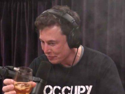 Elon Musk on Joe Rogan Experience Drinking Whiskey