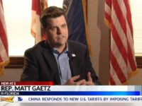 GOP Rep Gaetz Calls on AG Jeff Sessions to Step Aside — 'We Can Do Better'