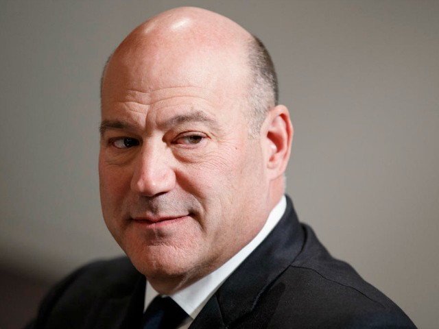 Gary Cohn: 'I'm Concerned' No One Is Left in the White House to Stand Up to Trump | Breitbart