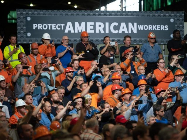Winning: Wages, Bonuses, and Benefits Rising Faster than Prices, Fed Survey Shows | Breitbart