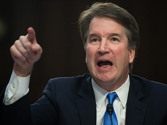 Kavanaugh and accuser Ford testify before Senate panel